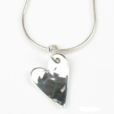 heart necklace christina oswinry