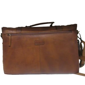 Concord - Cow Leather & Washed Leather Bag