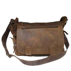 KZR Wyoming cow leather handbag