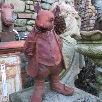 Mr Ratty at Larch Cottage Nurseries