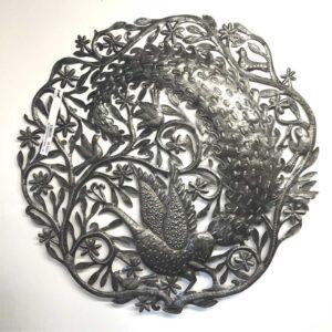 Phoenix metal wall art