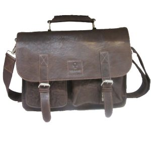 ZF Business Bag Washed Brown 090208