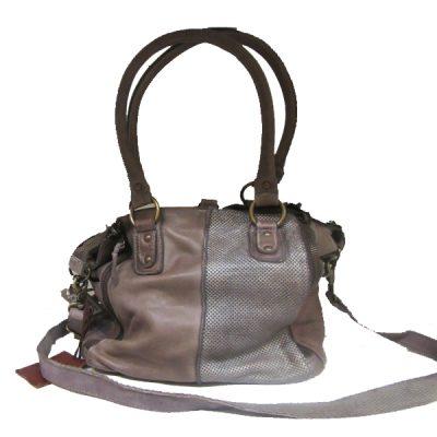 ZF Jackie Patch Handbag