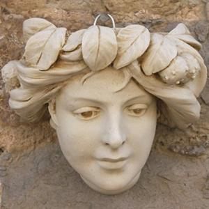 art nouveau flower pot