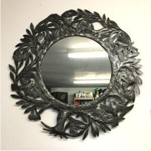 metal mirror decorative surround