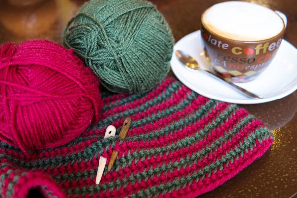 crochet with a cuppa