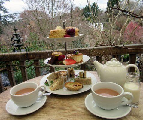 Afternoon Tea at La Casa Verde