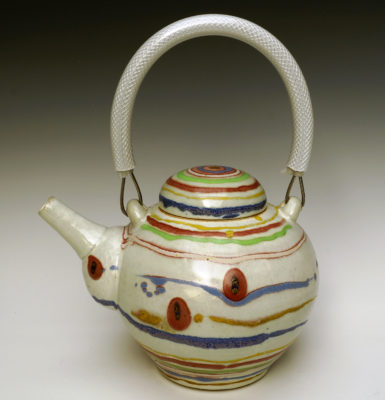 Chris Barnes teapot