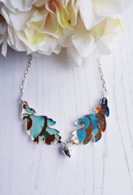 Reversible Robin Jewellery
