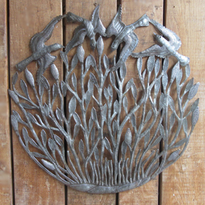 Fond de mer aux oiseaux RON114-60